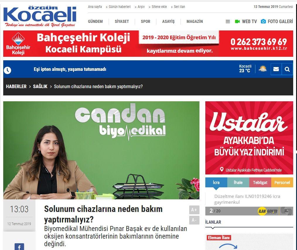 Özgür Kocaeli Haber Portalı